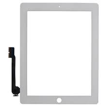 Forfait vitre tactile Blanche iPad Rétina 3/4