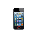 Forfait bouton home Noir iPhone 4S