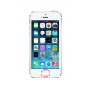 Forfait bouton home Silver iPhone 5S / SE