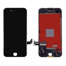 Forfait vitre tactile Noire + LCD iPhone 7