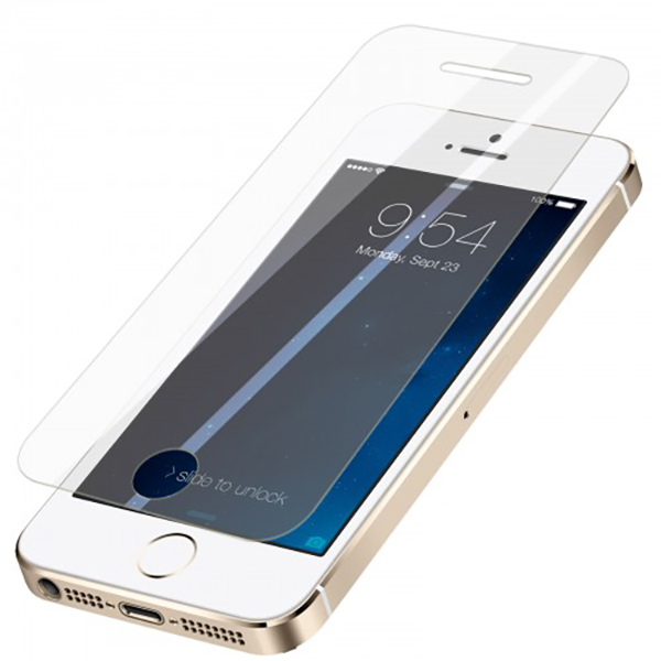 Vitre de protection iPhone 5/5C/5S 0,25 mm