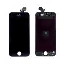 Forfait vitre tactile Noire + LCD iPhone 5S / SE