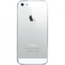 Coque de protection arrière silicone iPhone 5/5S