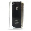 Coque de protection arrière silicone iPhone 4/4S