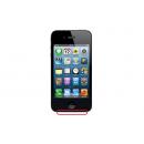 Forfait connecteur de charge / micro interne Noir iPhone 4