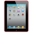 Forfait vitre tactile Noire iPad 2