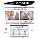 Forfait second life iAllRepair OS