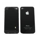 Forfait vitre arrière iPhone 4S noir