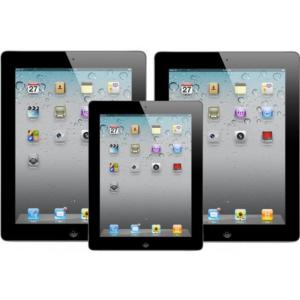 Réparation iPad